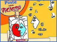 Colgate Pinte com Picasso