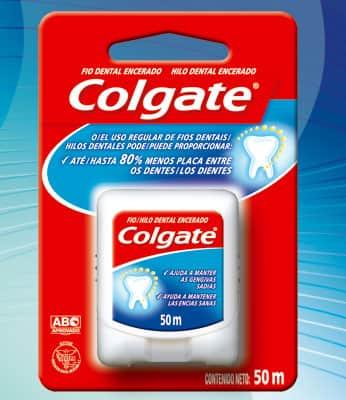 52ab4dd74 Fio Dental Colgate