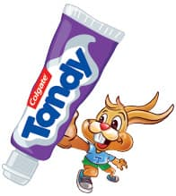 Creme dental Tandy