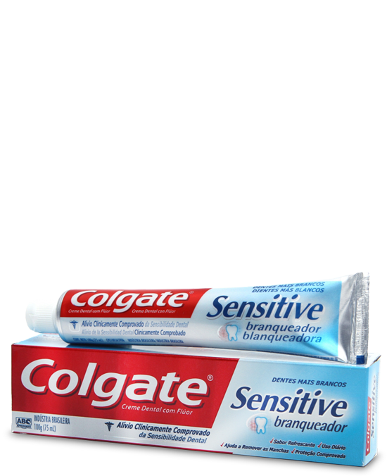 Creme Dental Colgate Sensitive