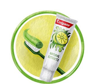 Colgate Natural Extracts e o meio ambiente