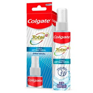 Colgate Total 12 Spray Bucal