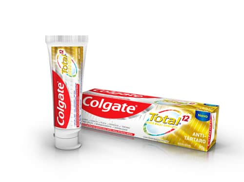 Colgate Total 12 Anti Tártaro