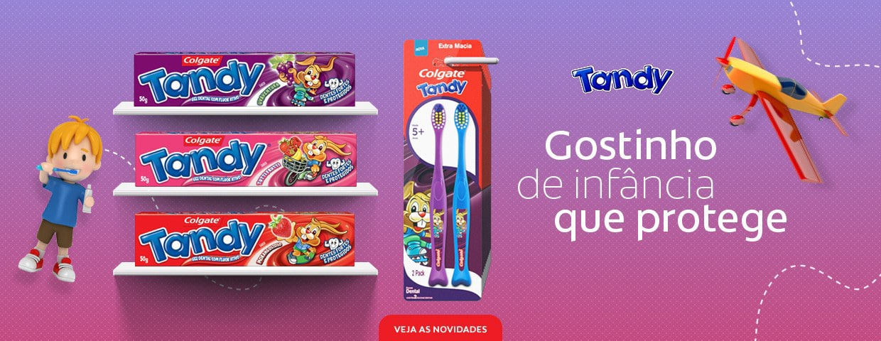 Colgate® Kids Tandy