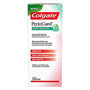 Colgate® PerioGard Alcohol Free Extra Mint