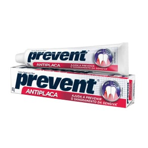 Creme Dental Prevent® Antiplaca